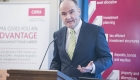 Eoin Buckley photo speaking at CIMA event Feb 2017